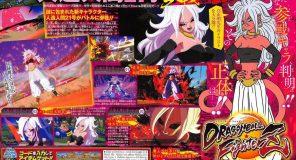 Majin Android 21: Svelato l'ultimo lottatore presente in Dragon Ball Fighter Z
