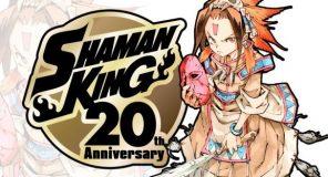 Un nuovo Manga per Shaman King