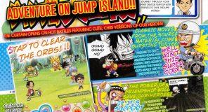 Annunciato Jump Petit Heroes: Disponibile su iOS e Android dalla primavera