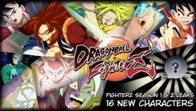 Dragon Ball FighterZ: Rumors sui lottatori del secondo DLC