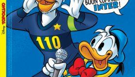 INTER 110: anche il settimanale Topolino celebra il compleanno nerazzurro