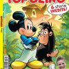 Topolino: restyling con Bebe Vio protagonista a fumetti