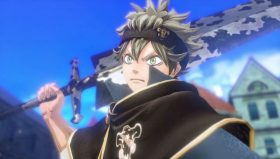 BLACK CLOVER QUARTET KNIGHTS disponibile da oggi