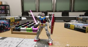 Personalizza il tuo Gundam in NEW GUNDAM BREAKER