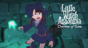 LITTLE WITCH ACADEMIA: CHAMBER OF TIME disponibile da oggi