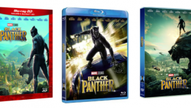 Black Panther: Disponibile in Home Video dal 30 Maggio