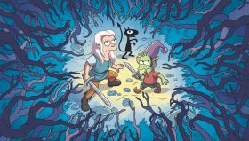 Disincanto: La nuova serie animata di Matt Groening arriva su Netflix