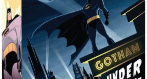 Batman The Animated Series diventa un gioco da tavola