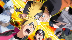 NARUTO TO BORUTO: SHINOBI STRIKER disponibile dal 30 Agosto