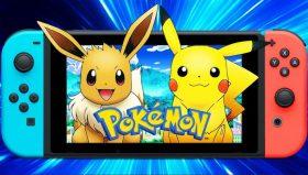 Pokèmon arriva su Switch con nuovi giochi