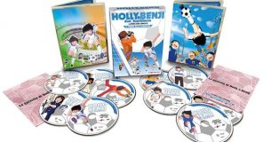 Holly e Benji torna in DVD