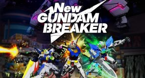 NEW GUNDAM BREAKER arriva su STEAM