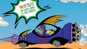 Wacky Races corre in edicola con il Corriere dello Sport