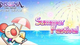 DISSIDIA Final Fantasy Opera Omnia: Le promozioni estive