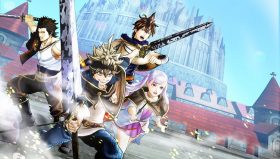 BLACK CLOVER QUARTET KNIGHTS:  Bandai Namco annuncia l'Open BETA