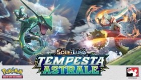 Pokémon Sole e Luna – Tempesta Astrale esce oggi!