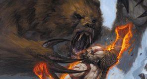 God of War: Annunciati Romanzo e Serie a Fumetti