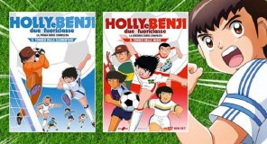 Holly e Benji: Rivivi l'Anime con la collana in DVD di Kochmedia