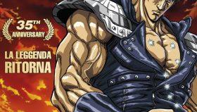 """Ken il Guerriero – la Leggenda di Hokuto"""" al Cinema con Koch media"""