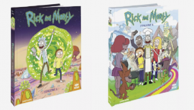 Rick and Morty arriva in Home Video con 3 stagioni
