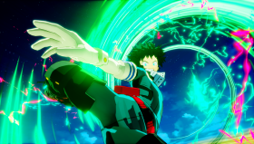 MY HERO ONE'S JUSTICE: Svelata la versione alternativa di DEKU