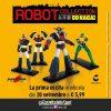 Go Nagai Robot Collection torna in edicola