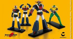 Go Nagai Robot Collection torna in edicola