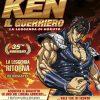 Kenshiro compie 35 anni, UCIS CINEMAS lo festeggia con la locandina esclusiva per gli spettatori