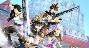 BLACK CLOVER QUARTET KNIGHTS: Disponibile la DEMO GRATIS