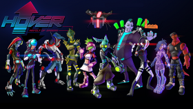 Hover Revolt of Gamers: Recensione, Trailer e Gameplay