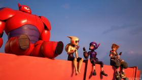 Kingdom Hearts III: Il mondo di Big Hero 6 in un Trailer