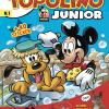 Disney Panini presenta Topolino Junior, il nuovo magazine per i più piccoli