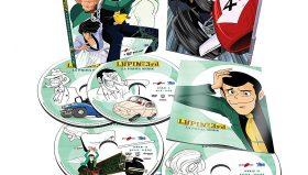Lupin III: La prima serie completa in Bluray con Kochmedia