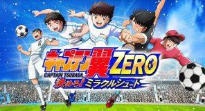 Captain Tsubasa Zero: Il nuovo gioco Mobile di Holly & Benji