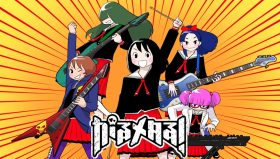 Gal Metal arriva in Europa su Nintendo Switch