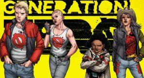 Generation Zero: Disponibile con il primo Volume dal 10 Ottobre