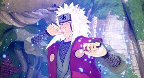 Naruto to Boruto: Shinobi Striker: Arriva JIRAYIA