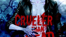 CRUELER THAN DEAD: Il 2° numero disponibile dal 1° Novembre
