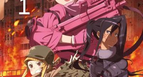 Sword Art Online: Alternative Gun Gale Online arriva in Home Video