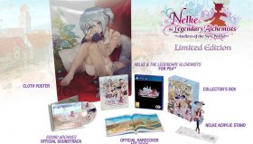 NELKE & THE LEGENDARY ALCHEMISTS: Data di uscita svelata per il nuovo ATELIERS OF THE NEW WORLD