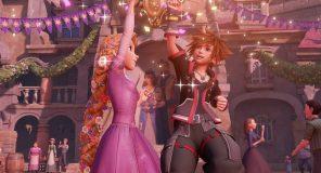 KINGDOM HEARTS III: Il nuovo Trailer ci mostra il mondo di Rapunzel