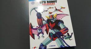 Ufo Robot Goldrake: Il secondo cofanetto in Bluray di Kochmedia
