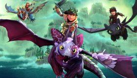 DREAMWORKS DRAGONS L'ALBA DEI NUOVI CAVALIERI: Primo Teaser Trailer da Bandai Namco