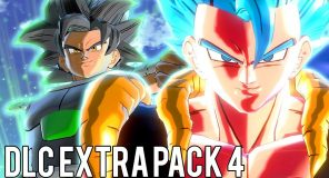 DRAGON BALL XENOVERSE 2 – EXTRA PACK 4 disponibile da domani