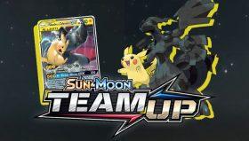 Nuova espansione del Gioco di Carte Collezionabili Pokémon in uscita il 1° febbraio: Sole e Luna – Gioco di Squadra!