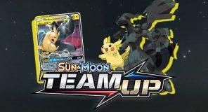 Nuova espansione del Gioco di Carte Collezionabili Pokémon in uscita il 1° febbraio: Sole e Luna - Gioco di Squadra!