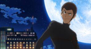 Lupin III indossa la giacca nera nello Special Goodbye Partner