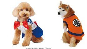 Bandai Namco annuncia i cosplay per animali domestici