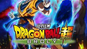 Dragon Ball Super: Broly – Il film arriva nei Cinema Febbraio 2019