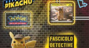 The Pokèmon Company annuncia nuovi prodotti ispirati al film Detective Pikachu